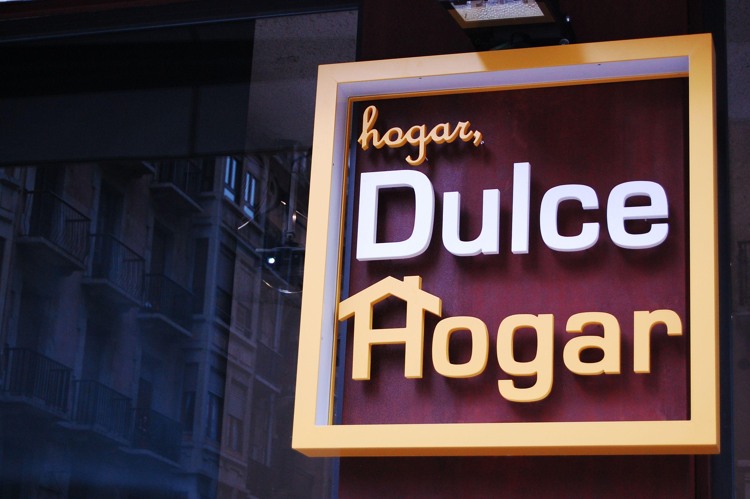 Eat hogar dulce hogar mari morena for Dulce hogar villalba