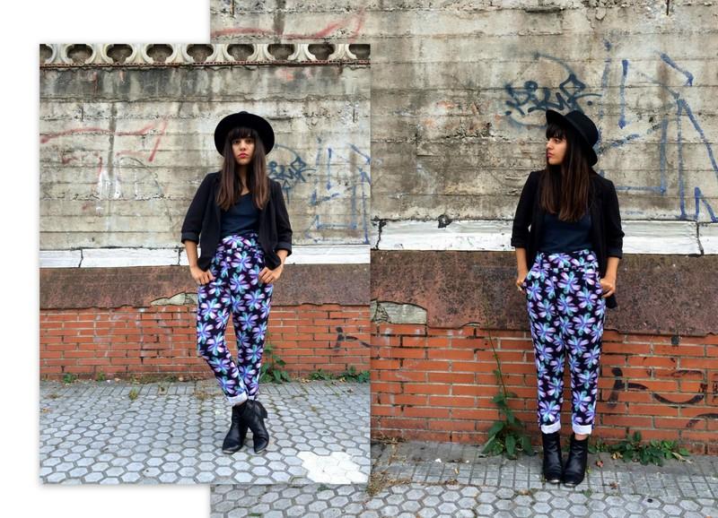 look_irun_pantalon_nere